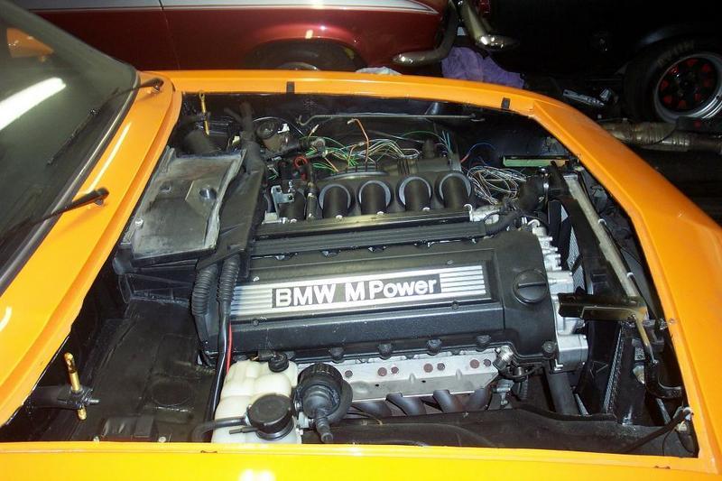 Bmw V8 Manta